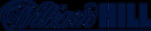 Vedonlyöntisivuston William Hill logo