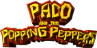 Paco and the Popping Peppers logo