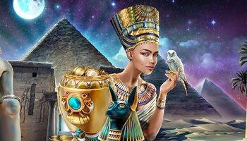 Nefertiti's Riches cover