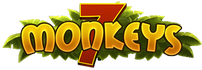 7 Monkeys™ logo