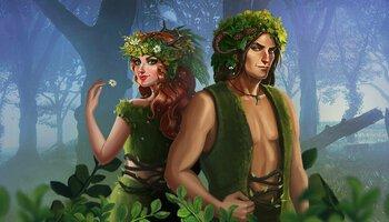 Druids' Dream cover