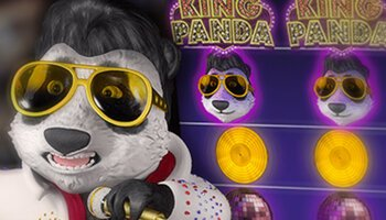 The King Panda cover