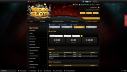 Verified withdrawal from Video Slots