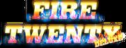 Fire Twenty Deluxe logo
