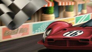 24 Hour Grand Prix cover