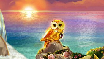 The Golden Owl Of Athena kansi