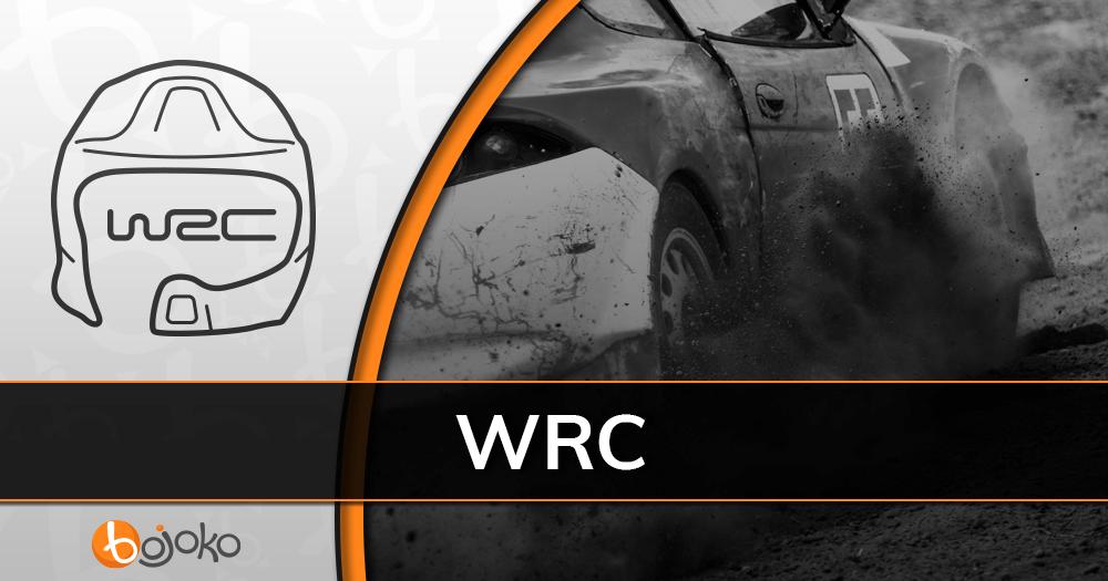 WRC Suomi: Top3 sijoitus