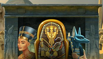 Mysteries of Egypt cover