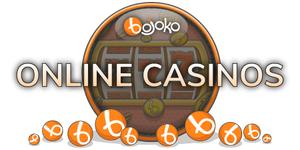 Find the best online casino on Bojoko