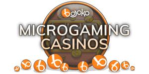 microgaming casino sites uk