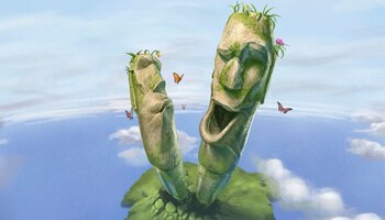 Easter Island cover
