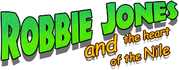 Robbie Jones and the Heart of the Nile logo