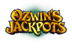 Ozwin's Jackpots logo