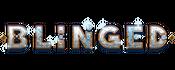 Blinged logo