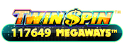 Twin Spin™ Megaways™ logo