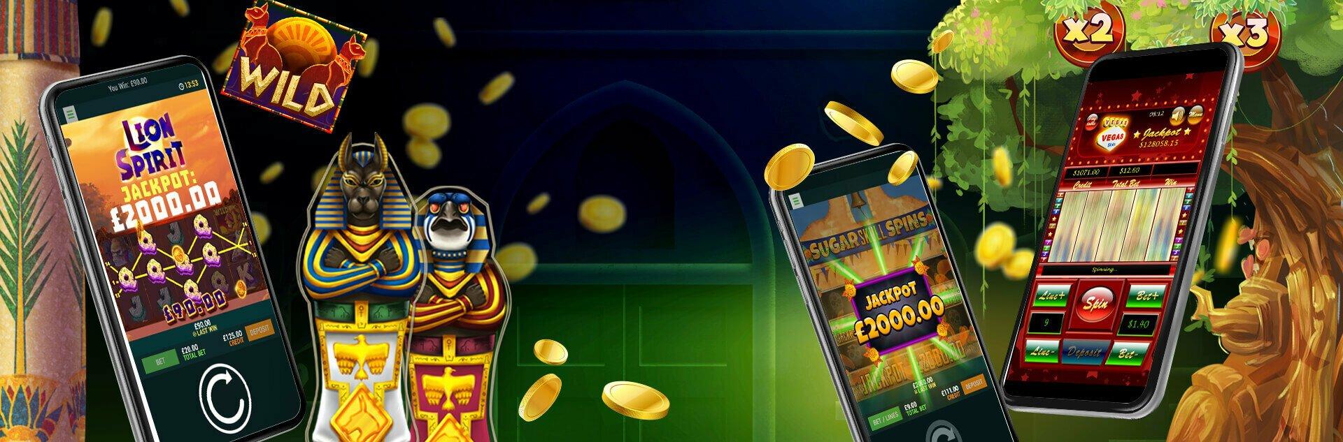 mFortune casino review UK