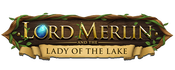 Lord Merlin and the Lady of the Lake logo