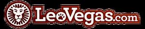 Vedonlyöntisivuston LeoVegas logo