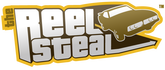 The Reel Steal logo