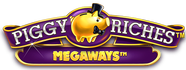Piggy Riches MegaWays™ - Red Tiger & NetEnt logo