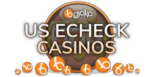 Best online casinos that take eChecks