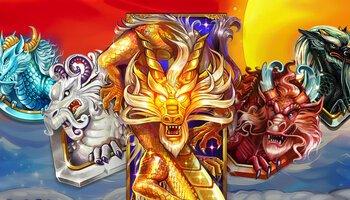 Dragon Kings cover