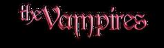 The Vampires logo