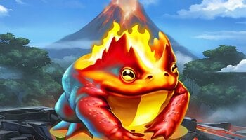 Fire Toad cover