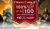 Conquer Casino cover