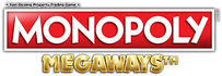 Monopoly Megaways™ logo