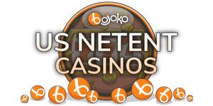 US NetEnt Casinos