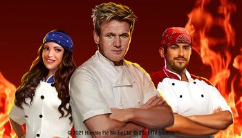 Gordon Ramsay Hell's Kitchen™ cover