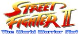 Street Fighter II™ logo