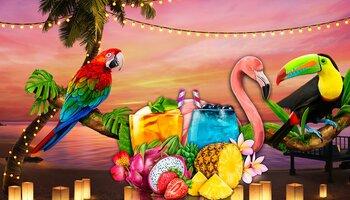 Flamingo Paradise cover