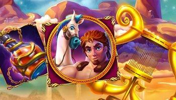 Hercules and Pegasus ™ cover