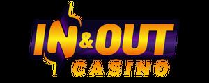 Kasino InAndOutCasino logo