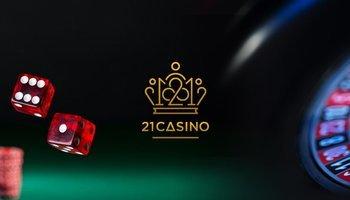 Casino 21 Casino cover