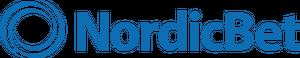 Vedonlyöntisivuston NordicBet logo