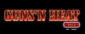 Guns'n Heat Dice logo
