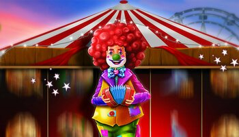 Booming Circus kansi