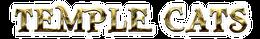 Temple Cats logo