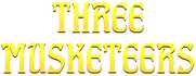 Three Musketeers logo