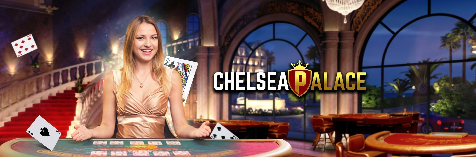 Chelsea Palace casino review UK