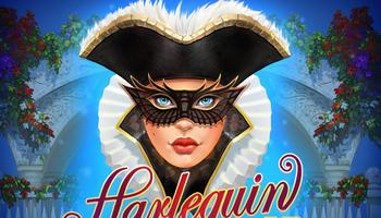 Harlequin carnival cover