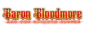 Baron Bloodmore and the Crimson Castle logo