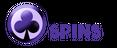 Black Spins logo