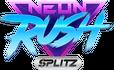 Neon Rush - Splitz logo