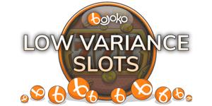 Low variance slots UK