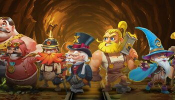 Dwarfs Gone Wild cover