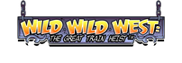 Wild Wild West: The Great Train Heist logo